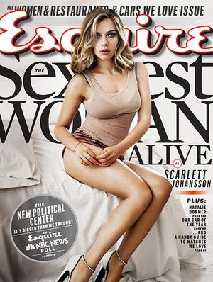 How To: Scarlett Johansson's Winning Volume
