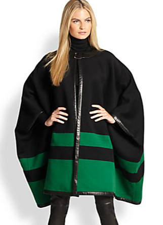 Ralph Lauren Black Label  Laird Cape