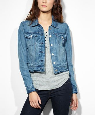 Levi's  Authentic Trucker Jacket