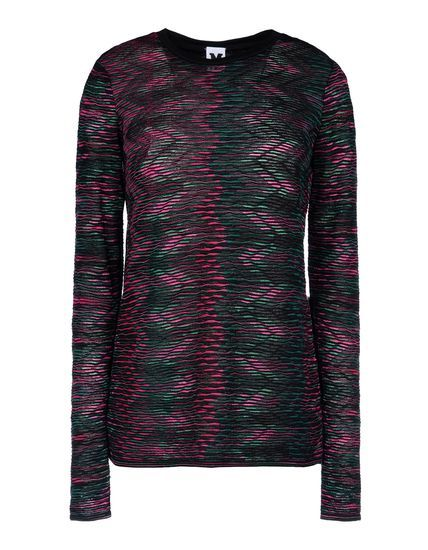 M Missoni  Long Sleeve Sweater