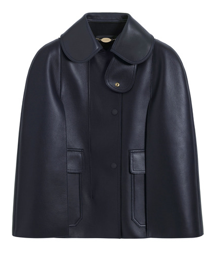 Mulberry  Nappa Cape
