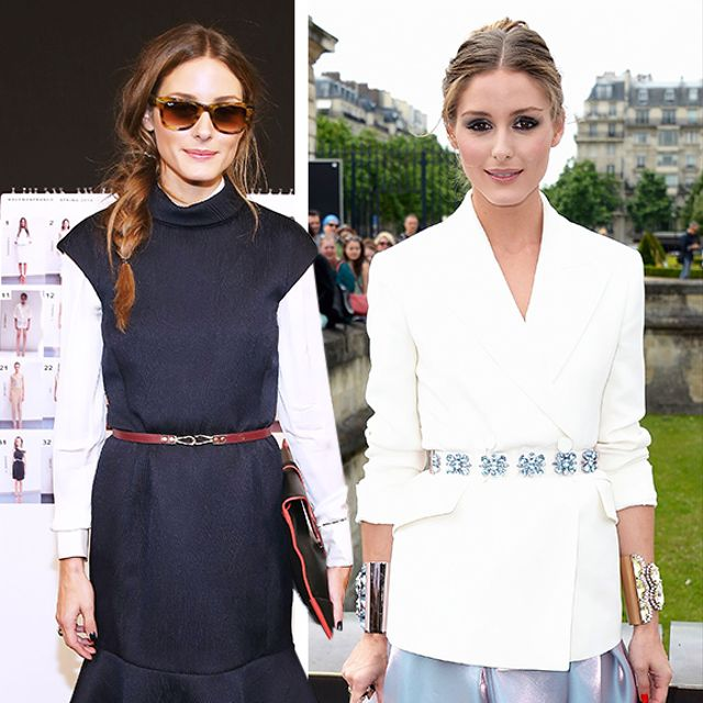 Olivia Palermo's Slimming Secrets: It's All In The Belt