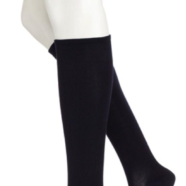 HUE  Fab Feet Knee Socks