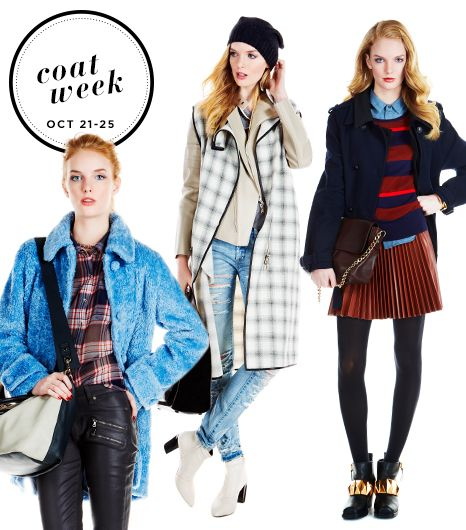 10 Surprising Ways To Layer Your Coat