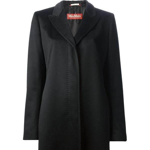 Max Mara  Classic Overcoat
