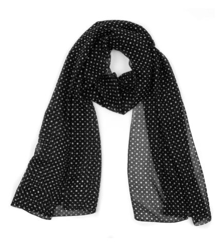 Echo Design  Polka Dot Scarf