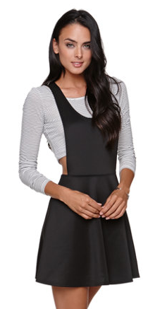LA Hearts  Knit Skirtall Dress