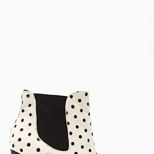 Shoe Cult  Hot Dot Chelsea Boots