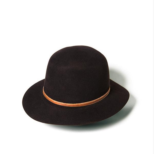 Janessa Leone Chaumont Hat