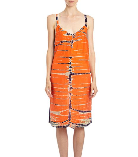 Raquel Allegra  Tetra Tank Dress