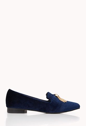 Forever 21  Favorite Tasseled Loafers