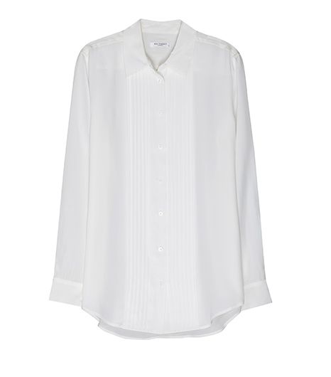 Equipment Hunter Shirt in Bright White, $228