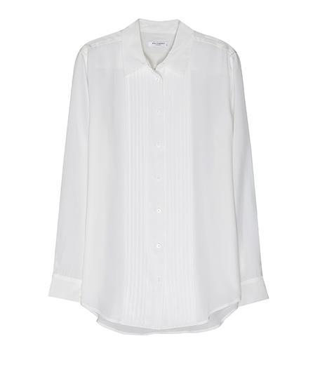 Equipment Hunter Shirt in Bright White, $228