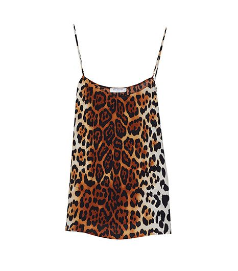 Equipment Cara Cami in Natural Magic Leopard, $108
