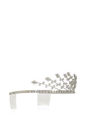 BCBG  Linear Stone Tiara Headband