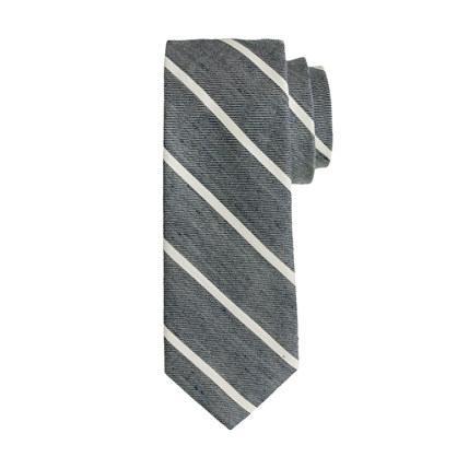 J.Crew  English Linen Tie