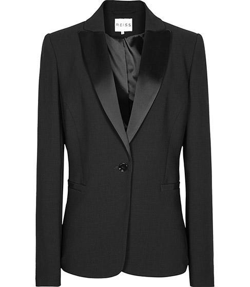 Reiss  Angelina Tuxedo Jacket
