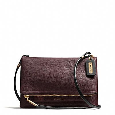 Coach The Urbane Bag in Pebbled Leather