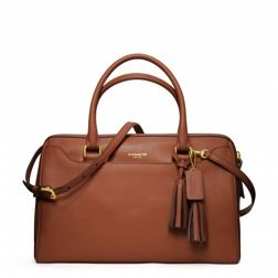 Coach Coach Legacy Haley Satchel Bag
