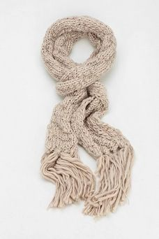 Urban Outfitters Urban Outfitters Skinny Slub Scarf