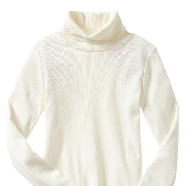 Gap Ribbed turtleneck