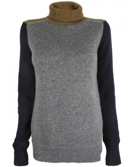 A.L.C. Mehai 3 Color Sweater