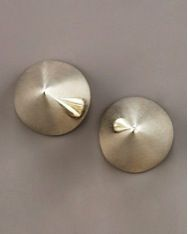 Eddie Borgo Eddie Borgo Gemstone Cone Stud Earrings