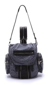Alexander Wang  Alexander Wang Marti Washed Backpack