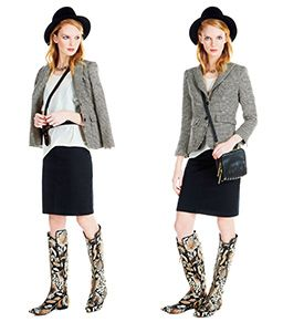 Snake Charmer: An Outfit Fit For A Sightseeing Adventure