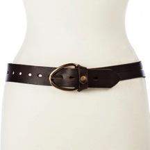 Linea Pelle  Linea Pelle Vintage Perry Split Strap Hip Belt