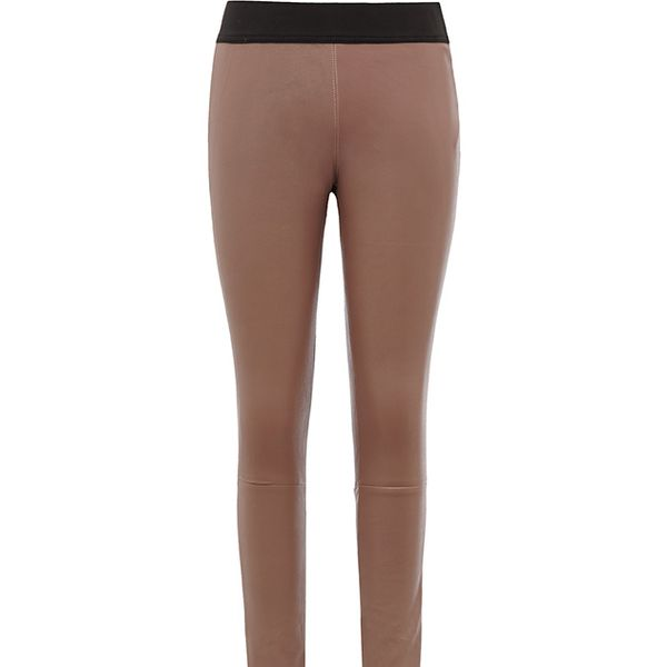 Reiss Leather Leggings
