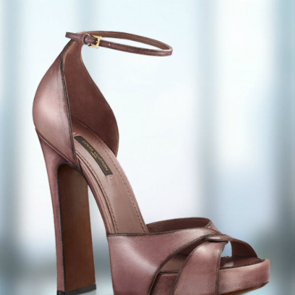 Louis Vuitton Dramatic Sandals