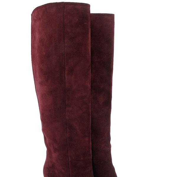 Rachel Comey  Grape Suede Carta Boots