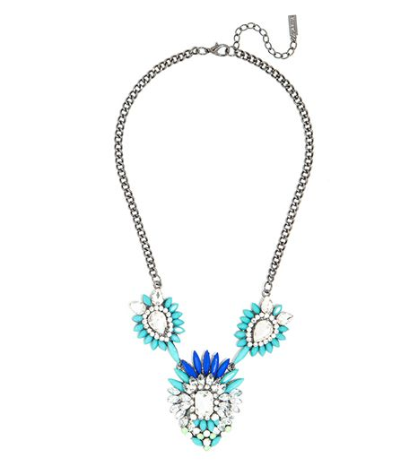 Atlantic-Pacific For BaubleBar Neon Neptune Pendant