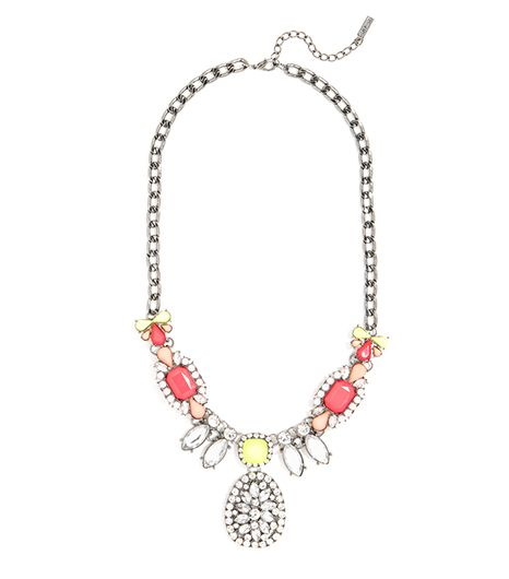 Atlantic-Pacific For BaubleBar Neon Talisman Pendant