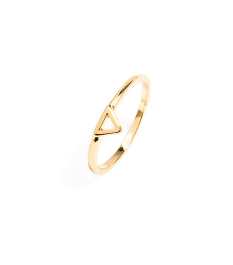 BaubleBar Tiny Triad Ring