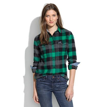 Penfield  Chatham Buffalo Plaid Flannel Shirt
