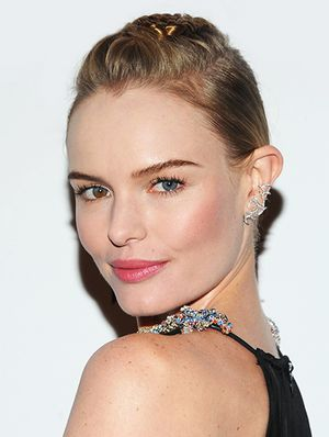 How To Get Kate Bosworth's Braided Mohawk