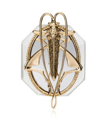 Tory Burch  Tory Burch Grasshopper Brooch