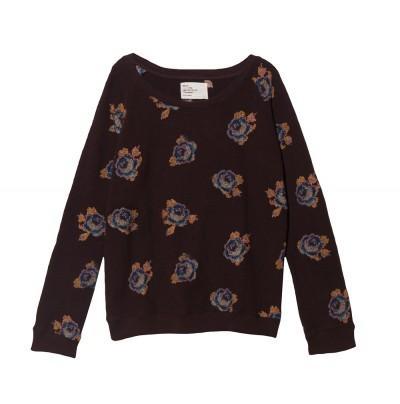 Leon & Harper  Tulip Print Sweatshirt