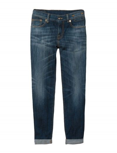 Current/Elliott  Relaxed Skinny Jean