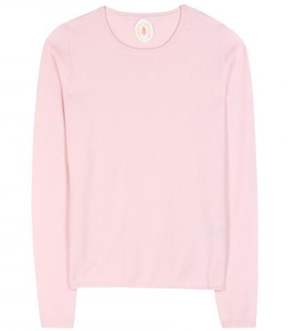Jardin des Orangers  Round Neck Cashmere Sweater