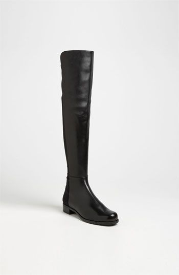 Stuart Weitzman  50/50 Over-The-Knee Boots