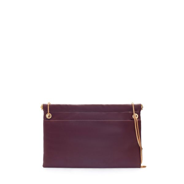 Zara  Chain Clutch Bag