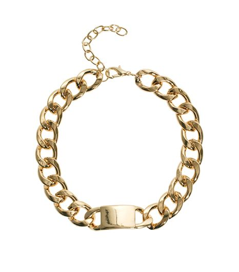 ASOS Jumbo ID Necklace