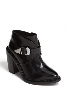 Topshop  Aleta Monk Strap Boots