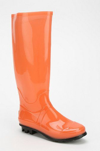 JuJu Footwear  Glow-In-The-Dark Rain Boot