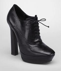 Bottega Veneta Bottega Veneta Nero Goatskin Ankle Boots