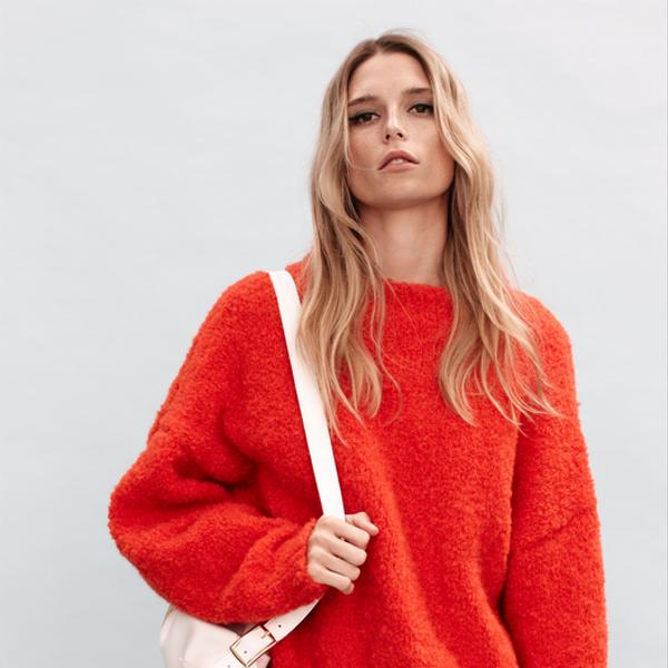 Nanushka Maru Knit Sweater