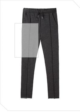 Acne Studios  Acne Studios Constant Wool Sweatpant